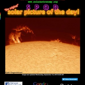 SPOD_Solar_picture_of_the_day_14._Sept._2016