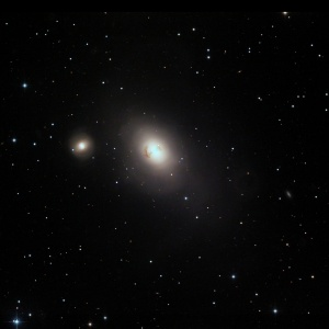 NGC 1316 and Friends