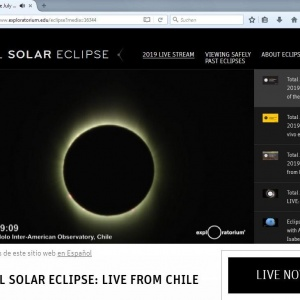 Tsofi Chile vom Live Stream Internet